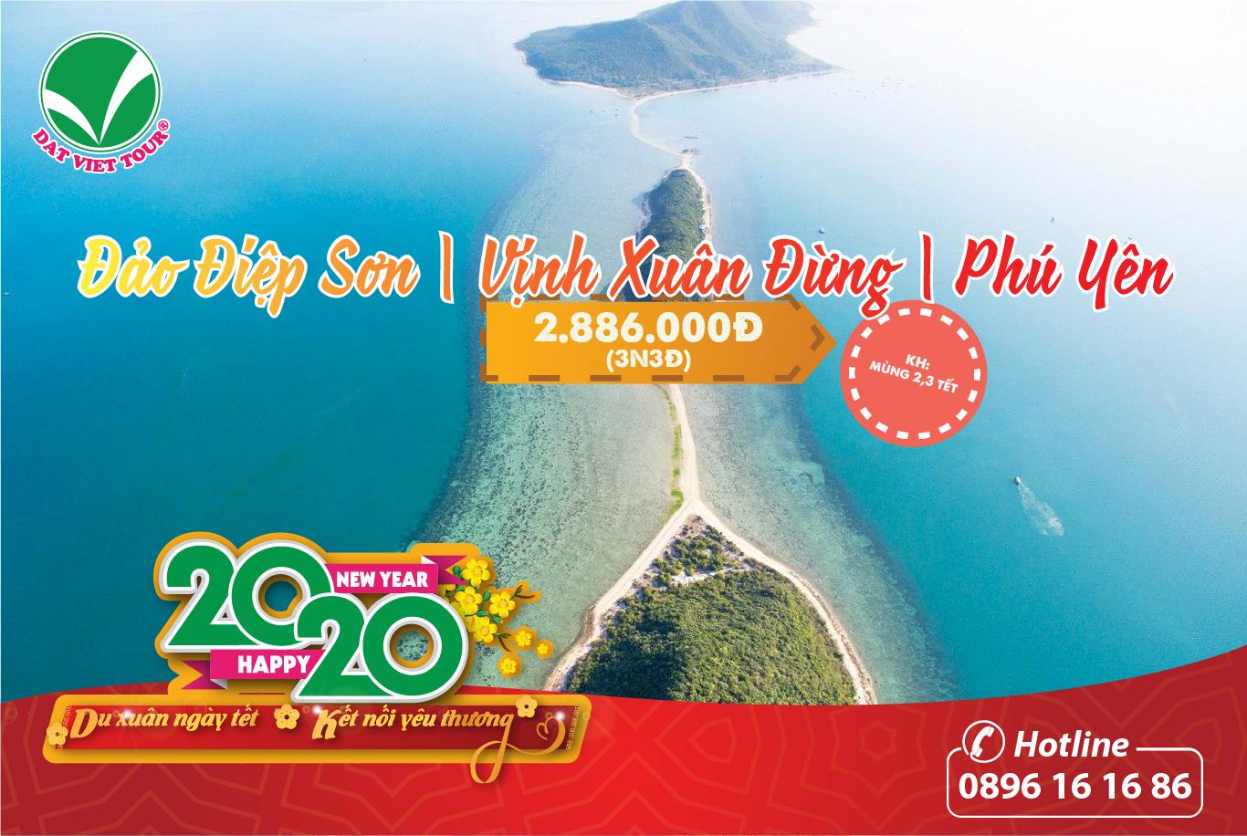 Tour Điệp Sơn - Phú Yên